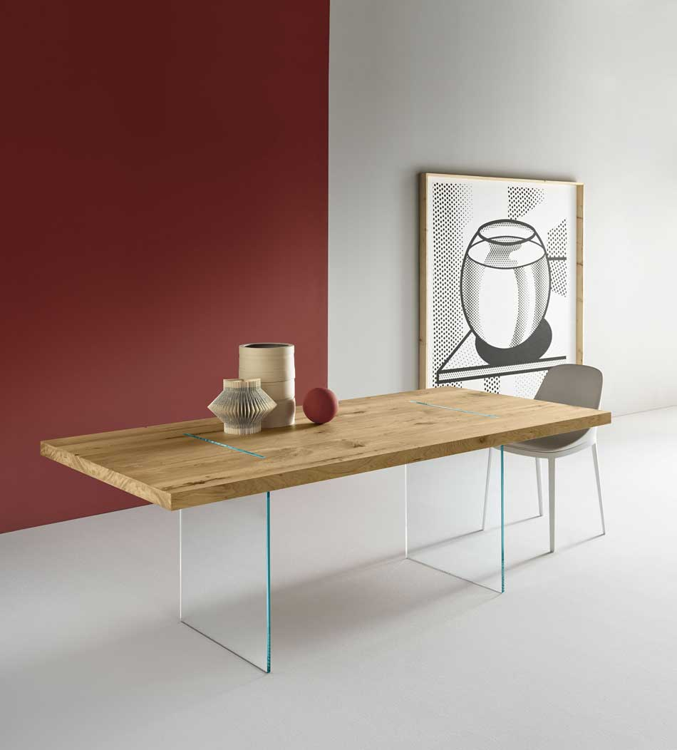 Tavoli e sedie elce for Elce arredamenti genova