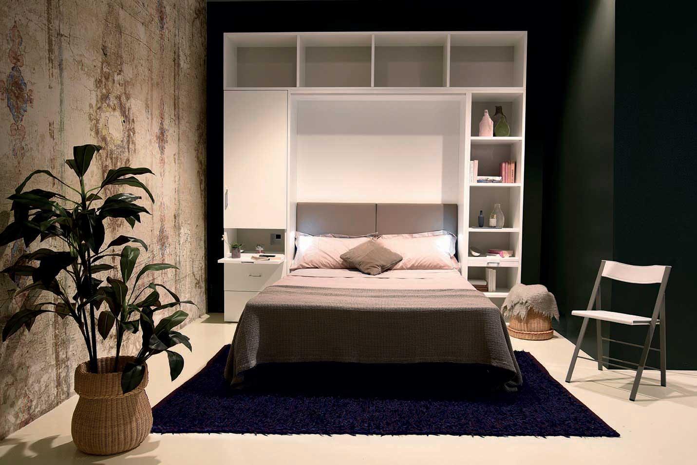 Mobile Ponte Camera Da Letto camere da letto moderne e classiche, arredamenti genova| elce