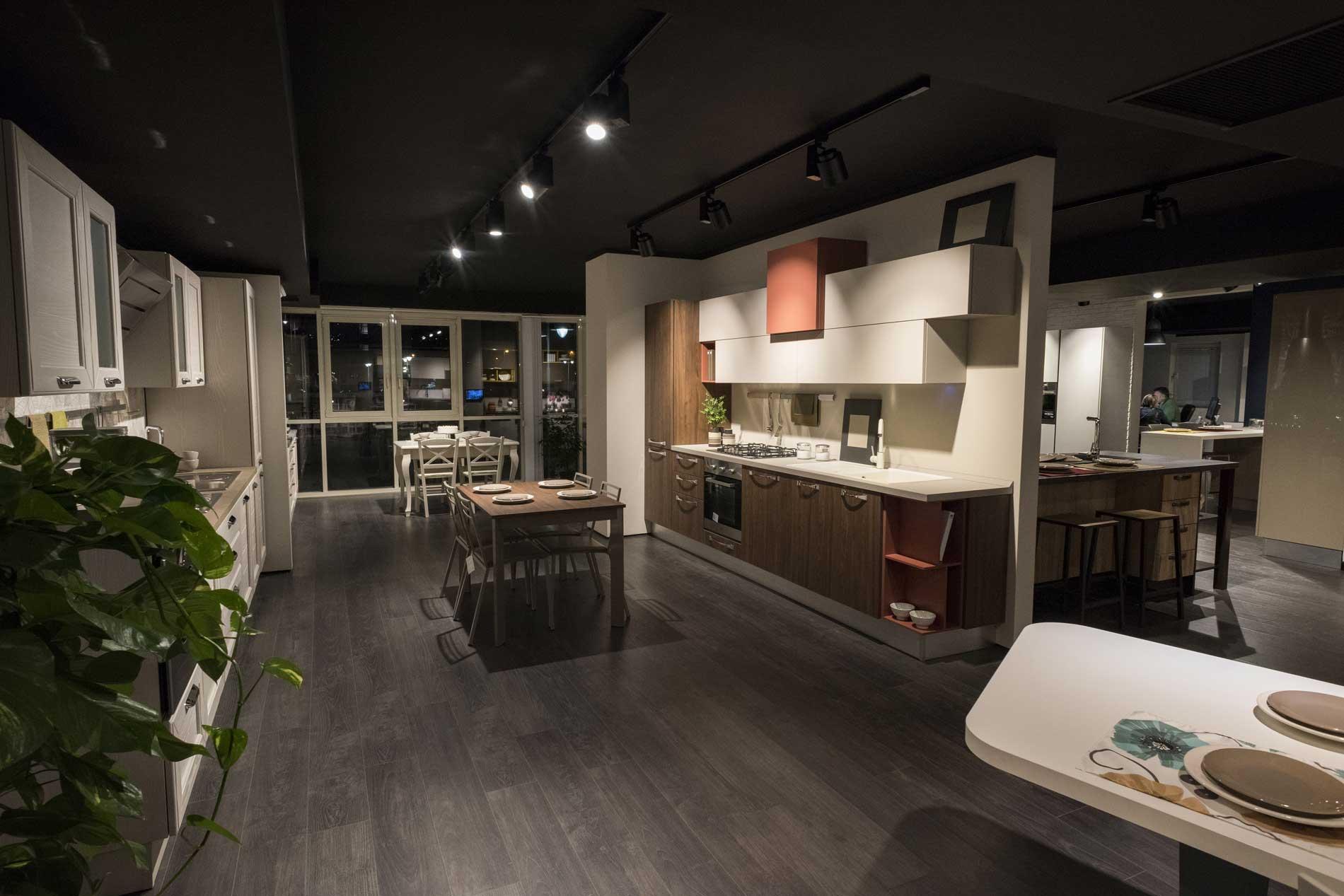 Showroom Elce Lube Store Cucine Genova Campi Elce