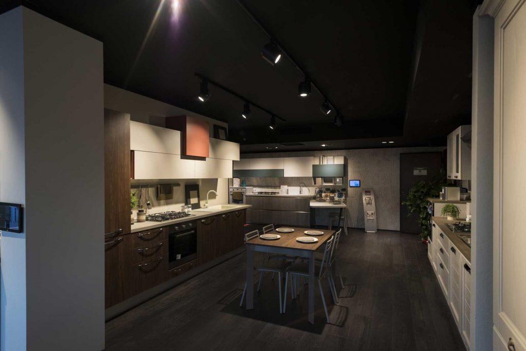 Showroom ELCE LUBE STORE cucine Genova Campi | Elce