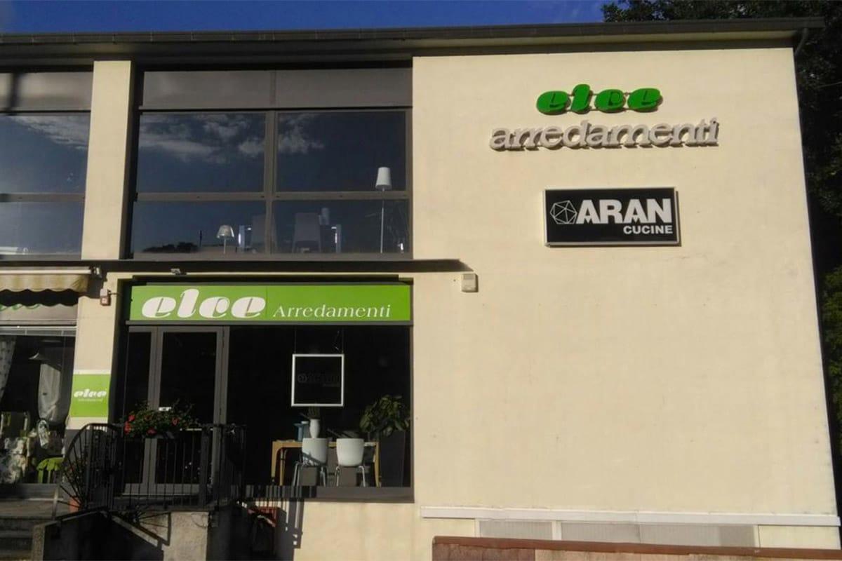 I nostri showroom elce for Elce arredamenti genova